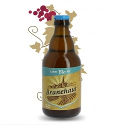 Brunehaut White Beer Organic  33cl