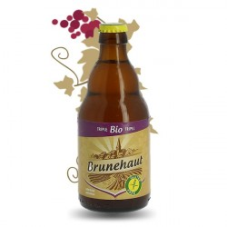 Darkhaut triple beer ORGANIC 33cl