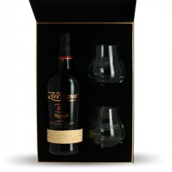 ZACAPA Solera 23 Rum Box + 2 GLASSES
