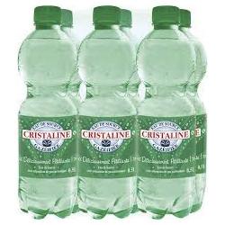 Sparkling Water Cristaline 6x1.5 L