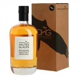 Moisson Single Malt Organic Whiskey by Domaine des Hautes Glaces