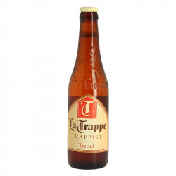 La Trappe Triple Trappist Beer 33cl
