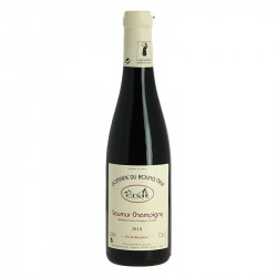 Half bottle of Saumur Champigny by domaine Bourg Neuf