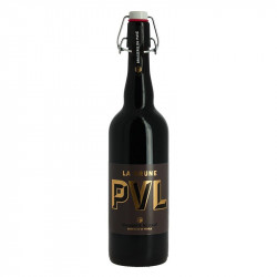 PVL Dark Craft Beer from the North of France 75 cl