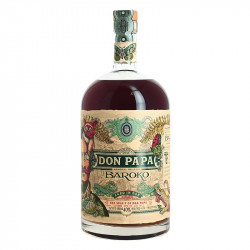 Don Papa BAROKO Rum from the Philippines