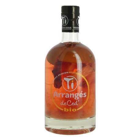 Organic Pineapple Passion Fruit Rum Punch Ced 70cl