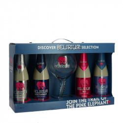 Délirium Beer Discovery Box 4 x 33 cl