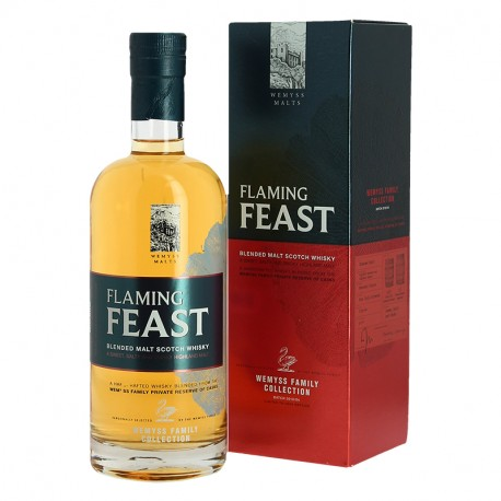 Flaming Feast Blended Whiskey