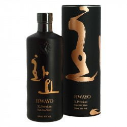 Hwayo X.Premium South Korean whiskey