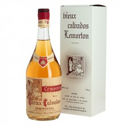 LEMORTON Calvados 6 YO 70 cl