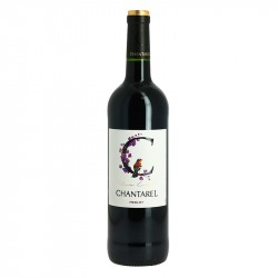 Merlot Chantarel Red Languedoc Wine