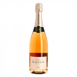 Champagne Jean Noel Haton Brut Rosé