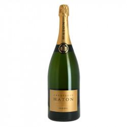 Champagne Jean Noel Haton Brut Reserve in Magnum