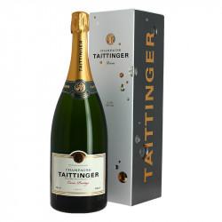 Champagne TAITTINGER Brut Cuvée Prestige in Magnum