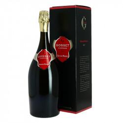 Champagne Gosset Brut Grande Réserve 1.5 l Magnum
