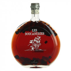 Rum Red Fruits Punch Boucaneries by Fisselier 50cl