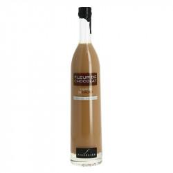 Fleur de Chocolat , Cream of cocoa liquor 50 cl by Jacques Fisselier