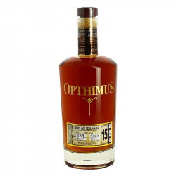 Opthimus 15 years Rum Dominican Republic