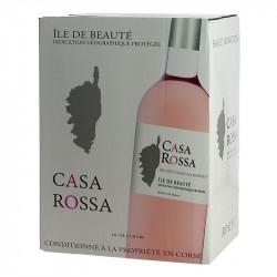 BIB Rosé Corse Domaine Casa Rossa 5 Litres