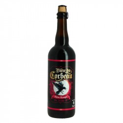 Bière du Corbeau Fruity Red Beer 75 cl