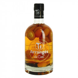 PUNCH CED KUMQUAT CAFE 70CL