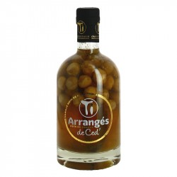 Rum Punch Vanilla Macadamia nuts by Ced 70cl