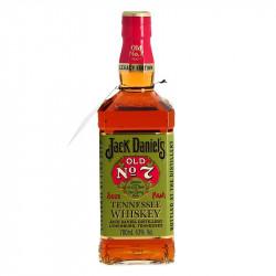 "JACK DANIEL'S ""OLD N ° 7 LEGACY EDITION"" Green Label"