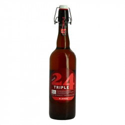 Page 24 Malts and Hoops Beer de Garde Blond Tripel Beer 75 cl
