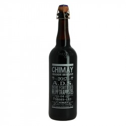 CHIMAY GRD RESERVE SERIGRAPHIE  75CL