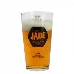 BEER Glass JADE Organic Beer