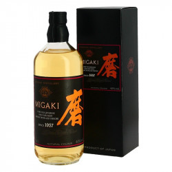 MIGAKI SOCHU Very Old Japanese Oak Cask Aged Barley Distilled Sochu
