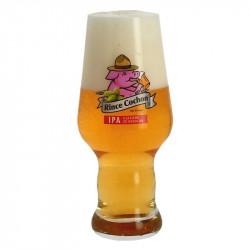 Beer Glass RINCE COCHON IPA