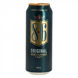 Bavaria 8.6 Original beer 50 cl can