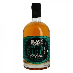 BLACK MOUNTAIN Finishing in Barrel of RUM Limited Series