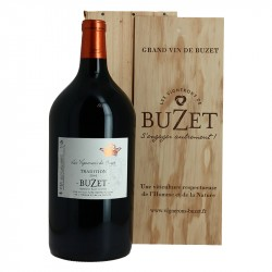 BUZET Red wine Tradition Bottle of 3 liters