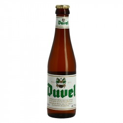 "Duvel ""Green"" label 25 cl"