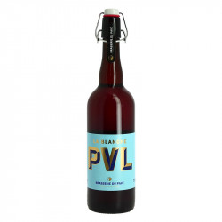 PVL White Beer 75 cl