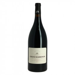 Grand MARRENON red wine from LUBERON Magnum