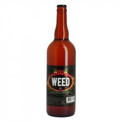 WEED BLONDE Hemp Beer 75 cl