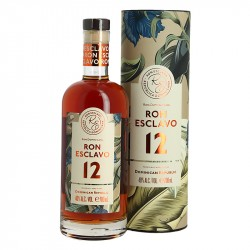 Esclavo 12 Years Old Dominican Republic Rum