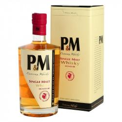 PM Corsican Single Malt Whiskey Signature