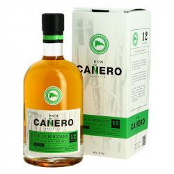 CANERO Finished Malt Whiskey Rum Solera 12