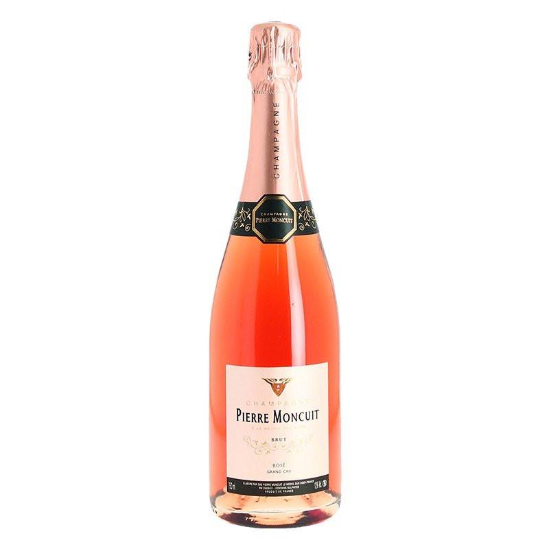 Champagne Pierre MONCUIT Rosé Grand Cru