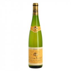 Gewurztraminer dry Fruitty White Alsace Wine Gustave Lorentz