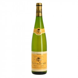 Pinot Gris Alsace White Wine Gustave Lorentz