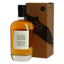 Single Rye Organic Whisky Domaine des Hautes Glaces