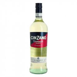 Cinzano Bianco White Italian Vermouth