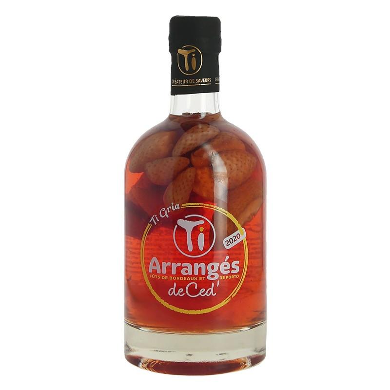 Arranged Rum de Ced Ti Gria 70 cl
