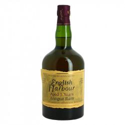 English Harbour Rum 5 YO 70 cl