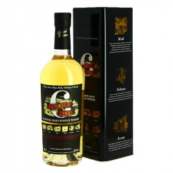 The 6 Isles Blended Whisky 70 cl